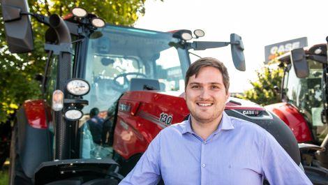 Neuer Verkaufsleiter für die Eder Landtechnik