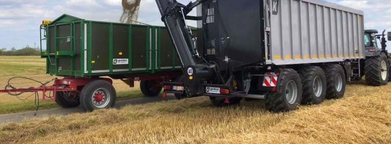 Kröger: Vom Abschiebewagen zum Überladewagen