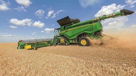 John Deere schließt drittes Quartal erfolgreich ab