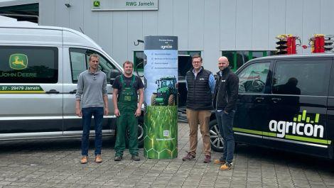 RWG Jameln wird offizieller Agricon Partner