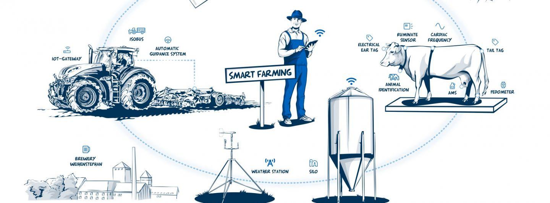 TUM München will Fachkräfte fit machen für Smart Farming