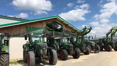 Agro Rhin SAS übernimmt Fendt-Händler Garnier (Jura)