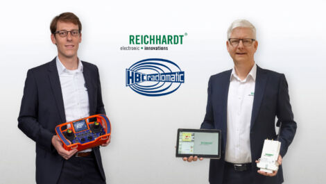 Reichhardt und HBC-radiomatic vereinbaren strategische Partnerschaft