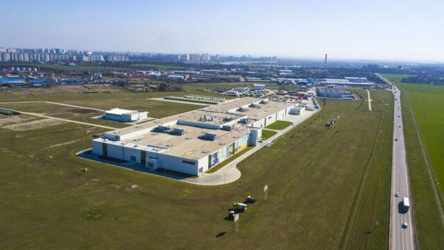Claas-Werk in Krasnodar wird erweitert
