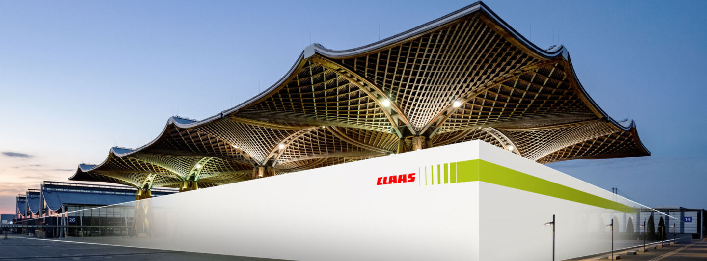 Claas mit neuem Konzept auf der Agritechnica 2022
