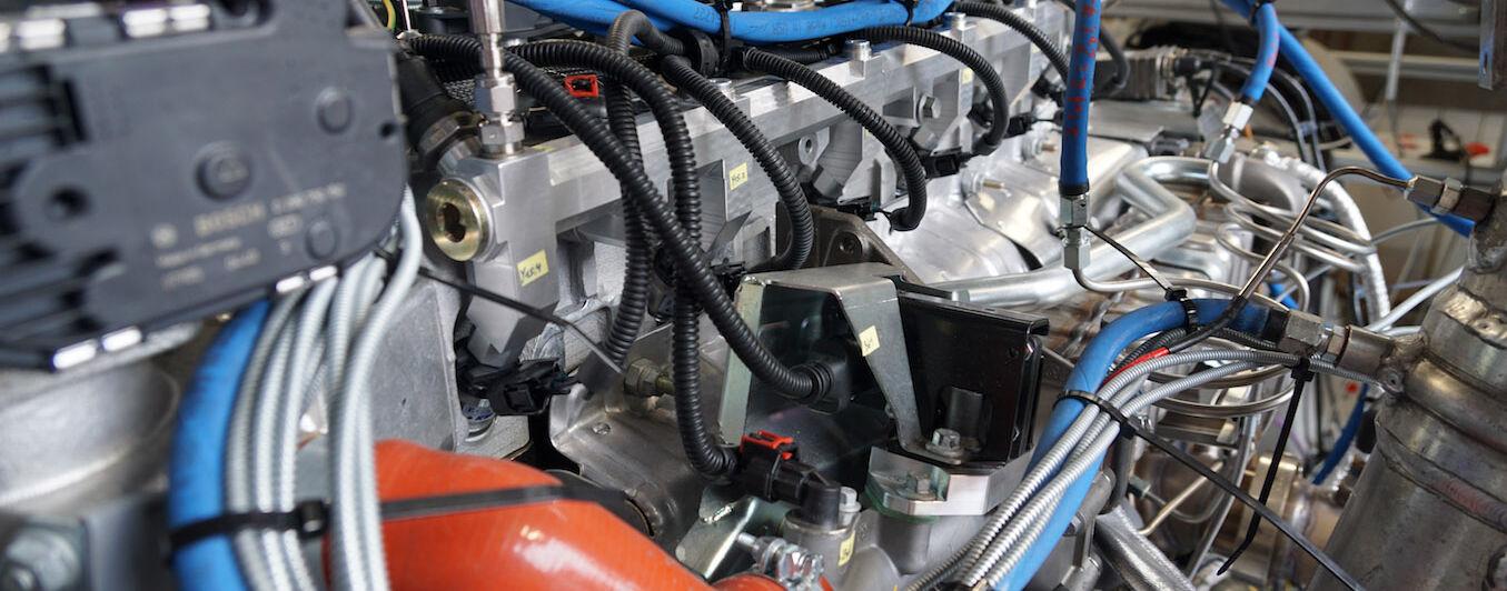 Wasserstoffmotor von Deutz exklusiv im Video