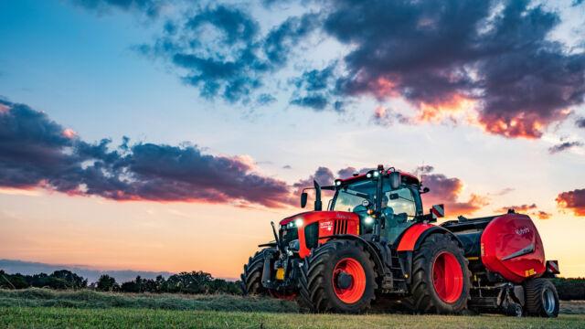 Kubota und Topcon bündeln ihre Kräfte für Landwirtschaft 4.0