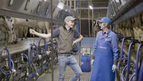 DeLaval führt neue Melk-Technologien ein