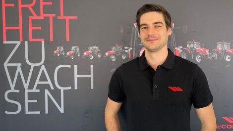Neuer Argo Marketing-Manager für Deutschland und Österreich