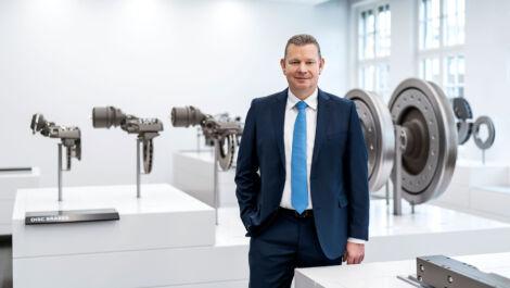Dr. Peter Laier verlässt Knorr-Bremse